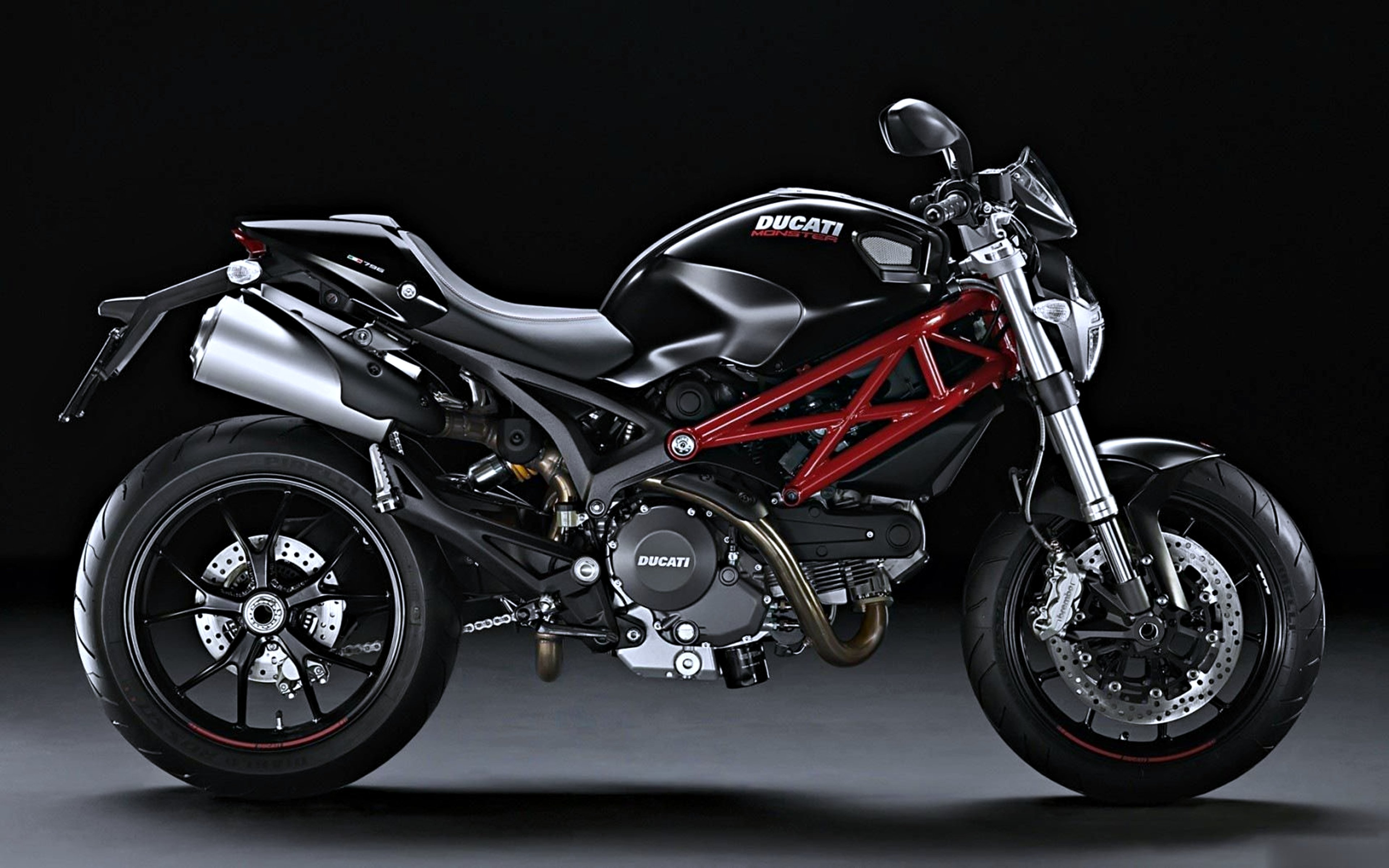 Motorcycle Motorcyclist race cloud speed bike ducati monster ...