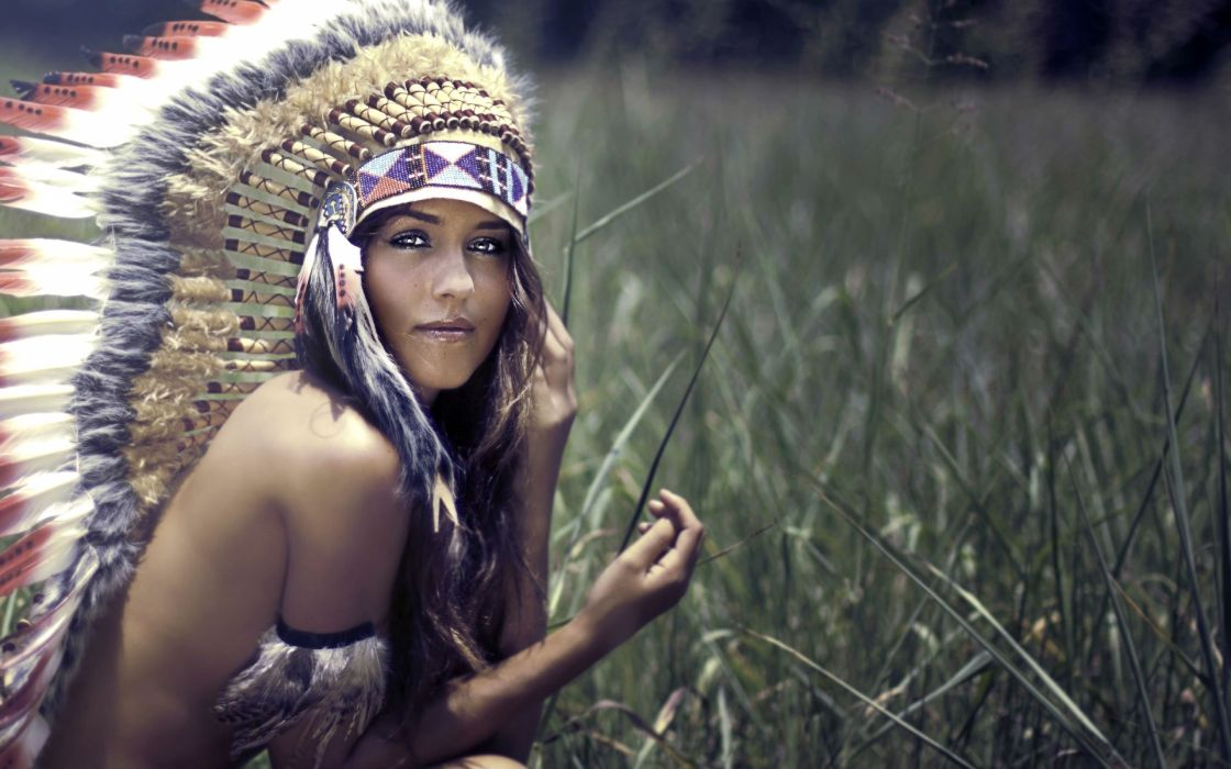 Hot native indian women