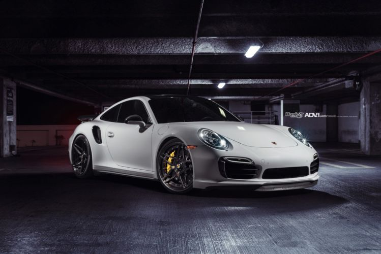 2015 ADV1 cars SUPERCARS coupe wheels tuning PORSCHE 991 TURBO S wallpaper
