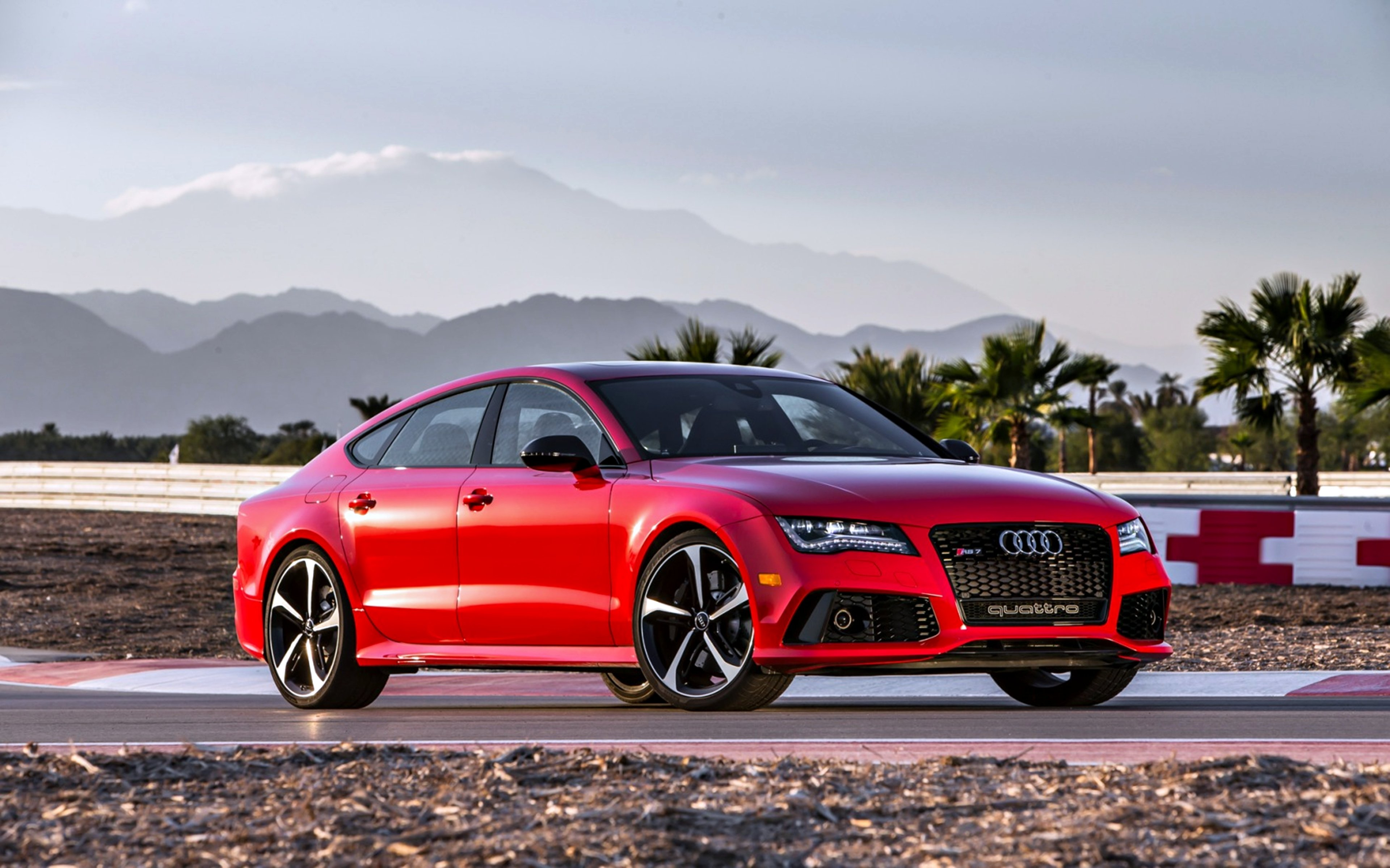 Audi Rs7 2014 For Sale >> Audi RS7 Red road mountains cloud speed motors cars ...