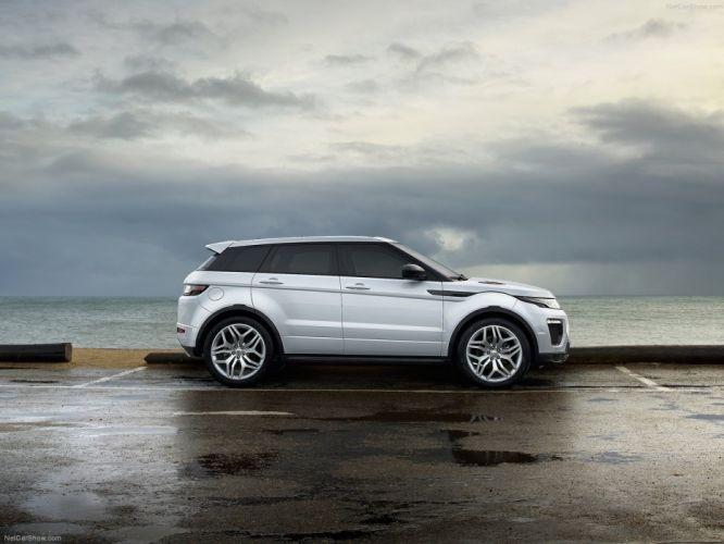 Range Rover Evoque HSE Dynamic cars suv 2015 wallpaper