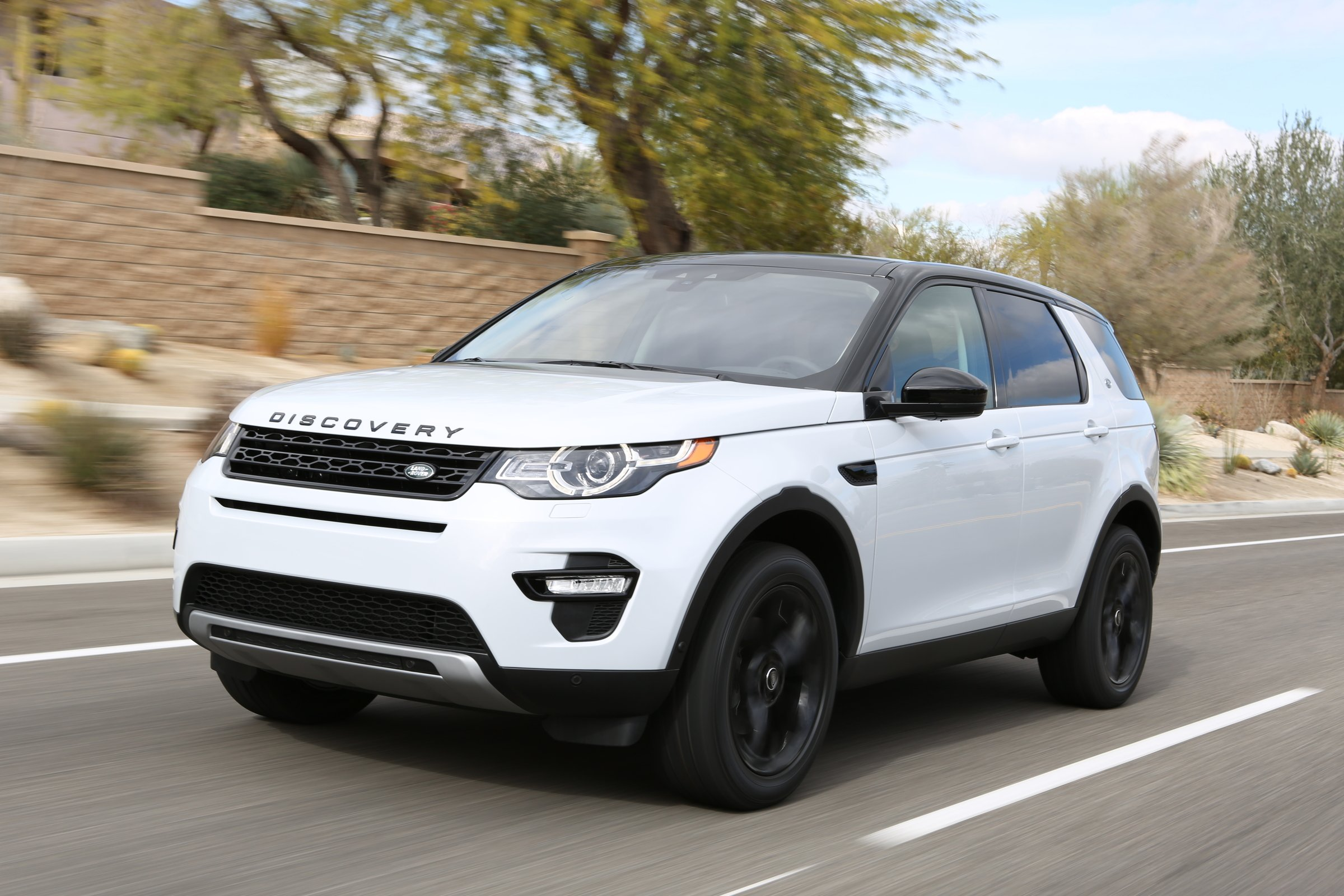 Land Rover Discovery Sport Hse Luxury Black Design Pack