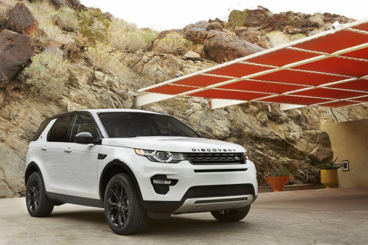 Land Rover Discovery Sport HSE Luxury Black Design Pack cars suv 2015 wallpaper