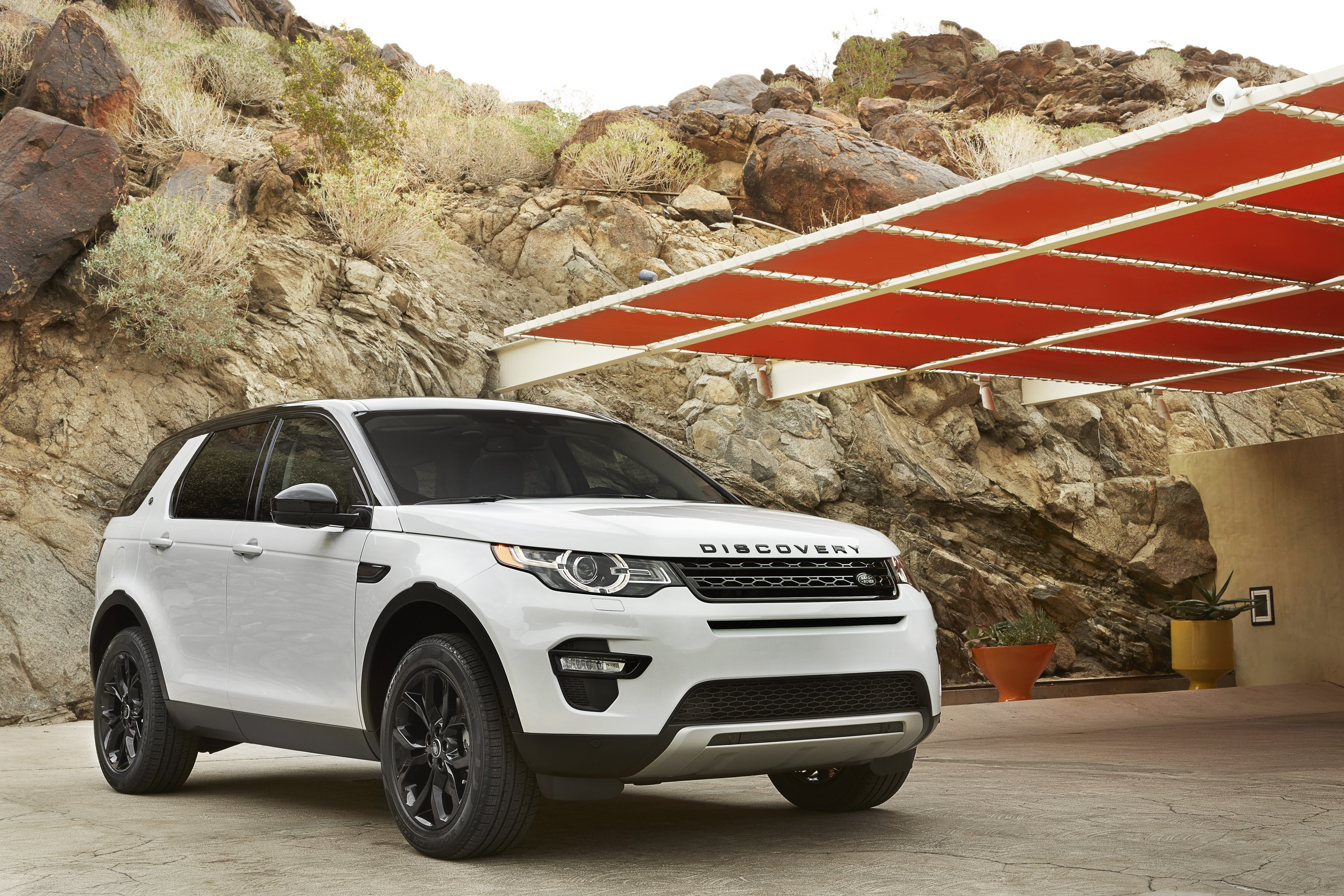 Land Rover Discovery Sport HSE Luxury Black Design Pack cars suv 2015 wallpaper | 3000x2000 ...