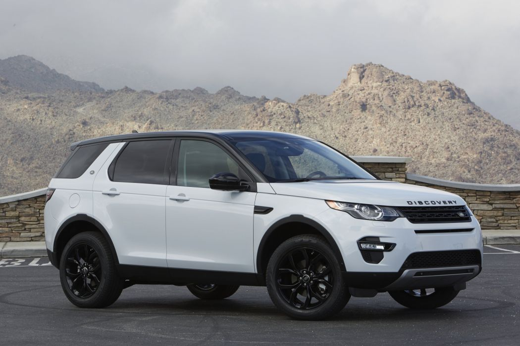 land rover discovery sport hse luxury black design pack cars suv 2015 wallpaper 2400x1600. Black Bedroom Furniture Sets. Home Design Ideas