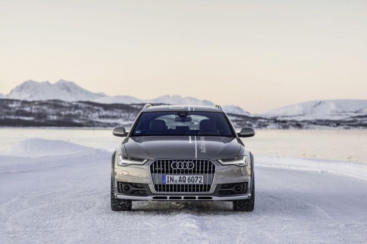 "Audi A6 allroad quattro ""#HuntingTheLight"" concept cars 2015 wallpaper"