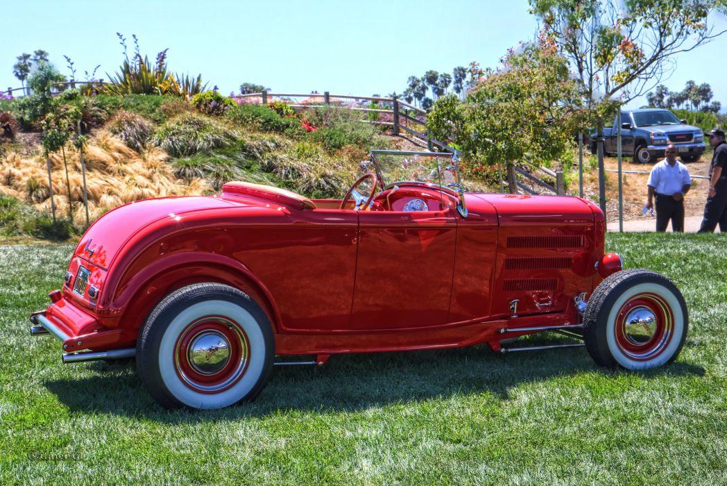 car classic hot retro street rod USA wallpaper