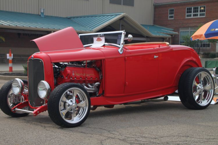 car classic hot retro street rod USA wallpaper