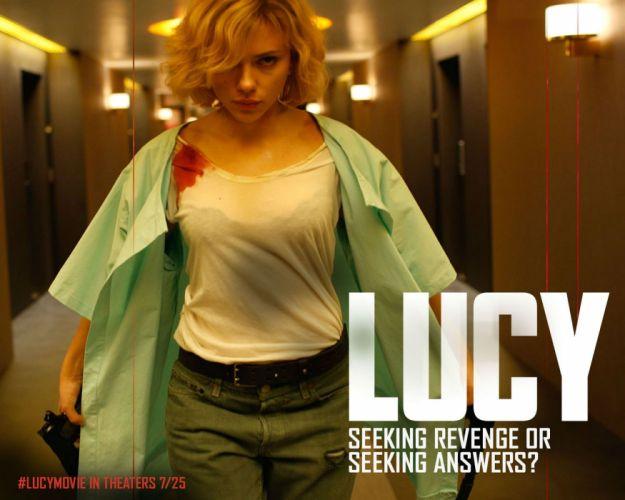LUCY action sci-fi thriller warrior action scarlett johansson 1lucy crime mafia wallpaper