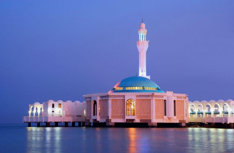 mezquita arabia saudi-islam-mar wallpaper