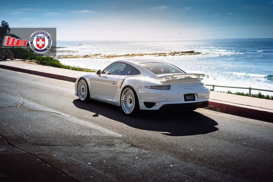2015 HRE wheels TUNING cars Porsche 991 TTS wallpaper