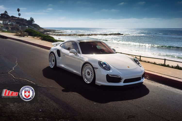 2015 HRE wheels TUNING cars Porsche 991 TTS wallpaper