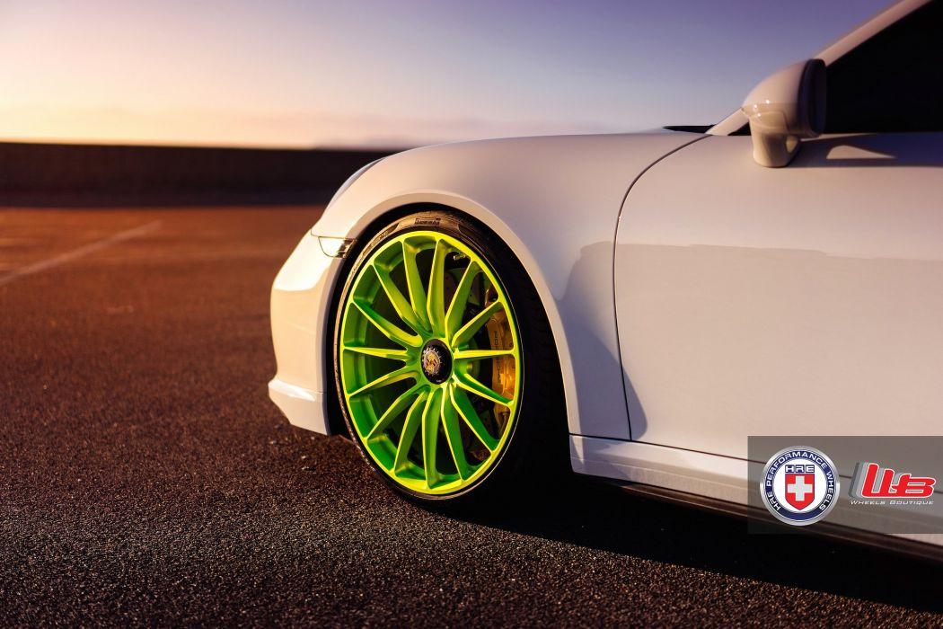 2015 991 cars hre Porsche tts Tuning wheels wallpaper