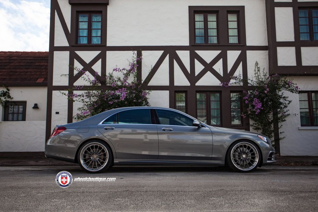 2015 991 cars hre Mercedes S550 Tuning wheels wallpaper