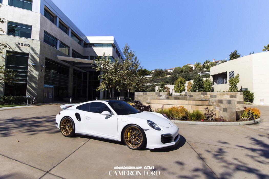 2015 991 cars hre Porsche 991 Turbo s Tuning wheels wallpaper