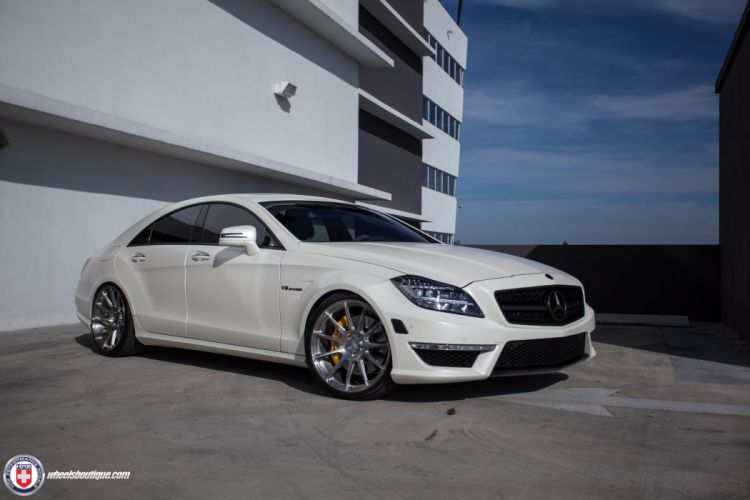 2015 cars hre Mercedes CLS63 Tuning wheels wallpaper
