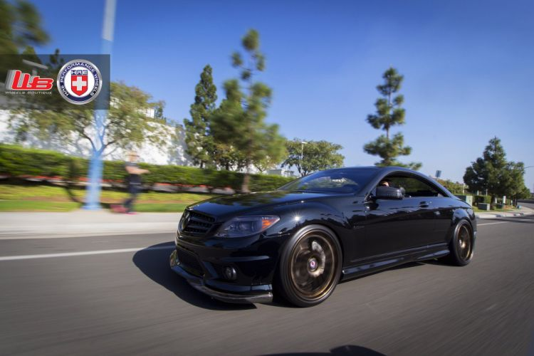 2015 cars HRE Tuning wheels CL63 AMG wallpaper