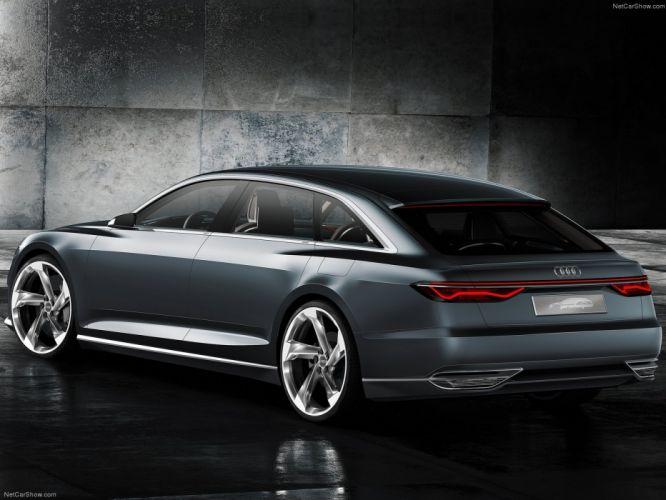 Audi Prologue Avant Concept cars 2015 wallpaper
