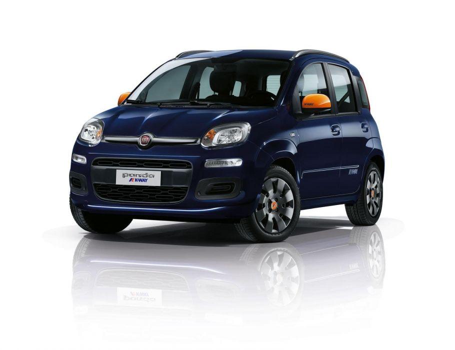 Fiat Panda K-Way cars 2015 wallpaper