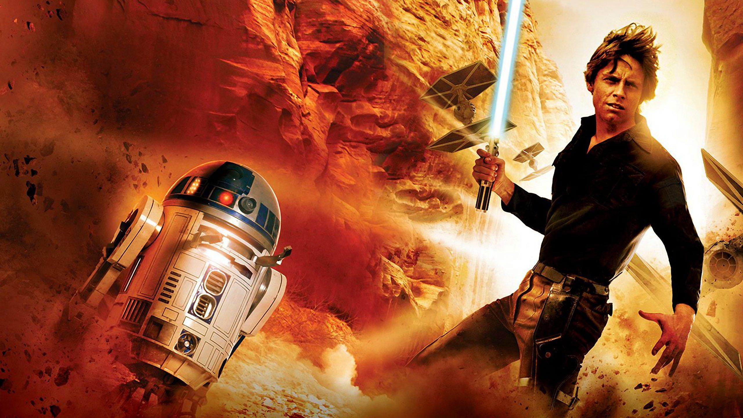 Star Wars Heir To The Jedi Wallpaper 2560x1440 629180 Wallpaperup