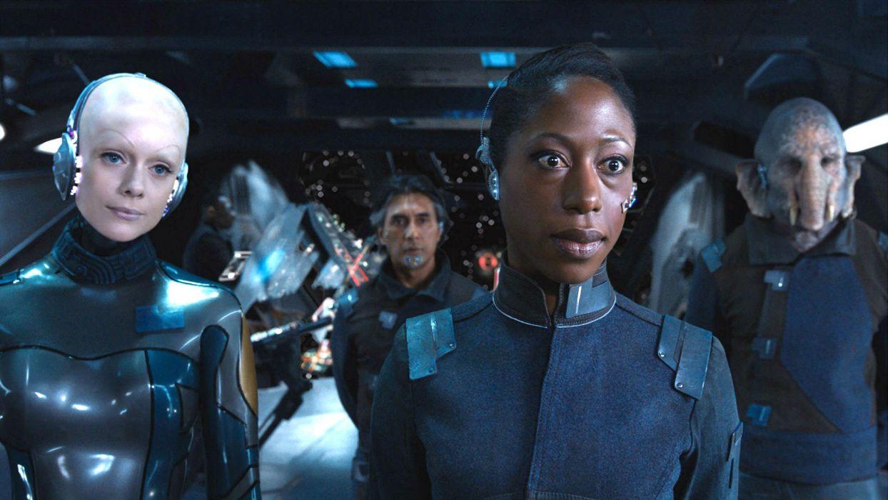 JUPITER ASCENDING sci-fi action adventure futuristic wallpaper