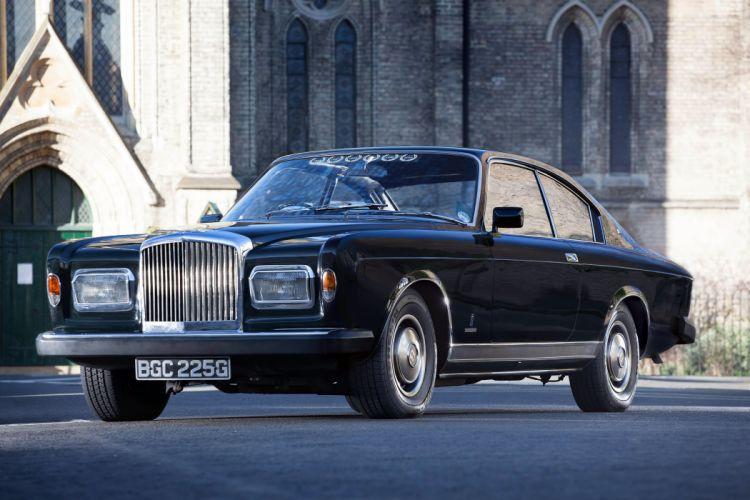 Bentley T1 CoupA wallpaper