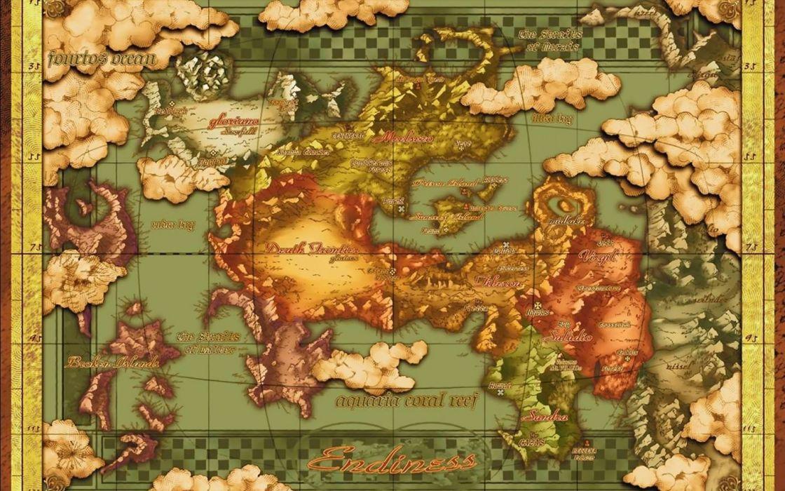 LEGEND Of DRAGOON fantasy rpg fighting action adventure warrior 1ldragoon warrior map wallpaper