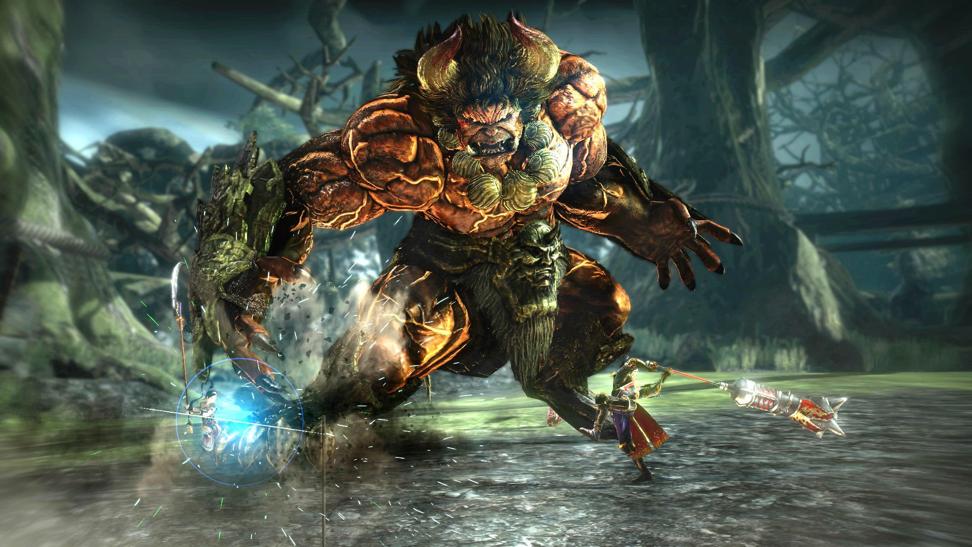 Toukiden Action Rpg Fantasy Hunting Adventure Action Fighting