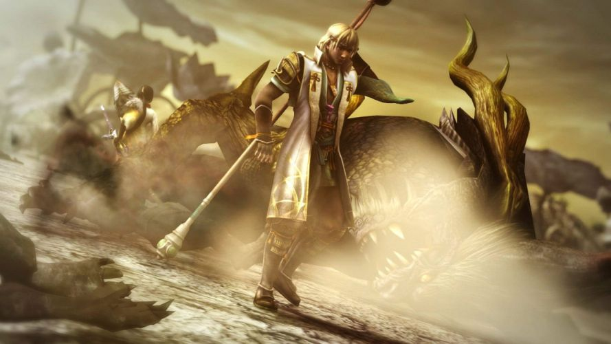 TOUKIDEN action rpg fantasy hunting adventure action fighting warrior monster hunter wallpaper