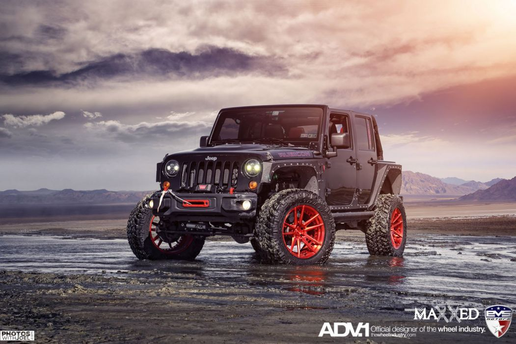 2015 ADV1 wheels tuning cars JEEP