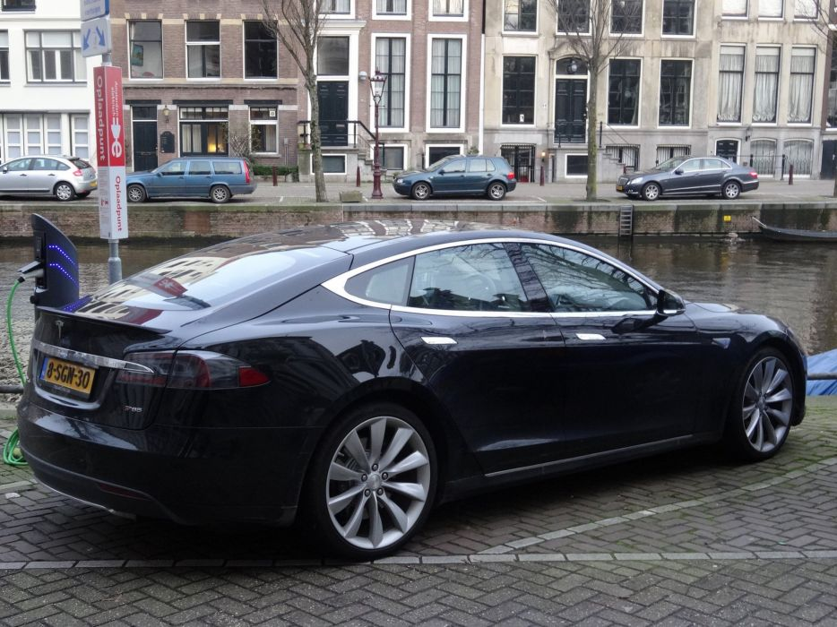 tesla model s cars electric wallpaper