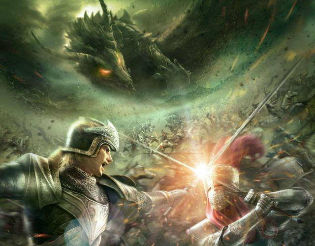 BLADESTORM tactical fighting fantasy medieval warrior battle wallpaper