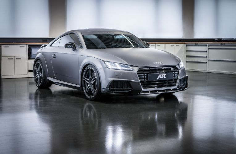2015 ABT audi TT COUPE cars tuning wallpaper