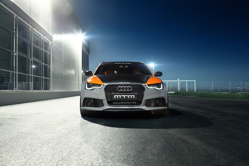 2015 MTM Audi RS-6 Avant Clubsport cars tuning wallpaper