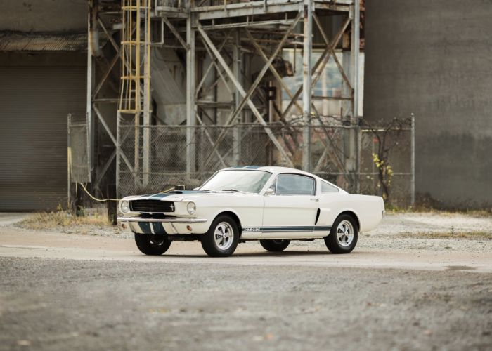 1966 Shelby GT350 classic cars wallpaper