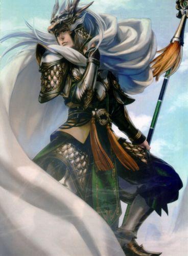 DYNASTY WARRIORS Shin Sangokumuso tactical action fighting fantasy anime 1dwar warrior japanese wallpaper