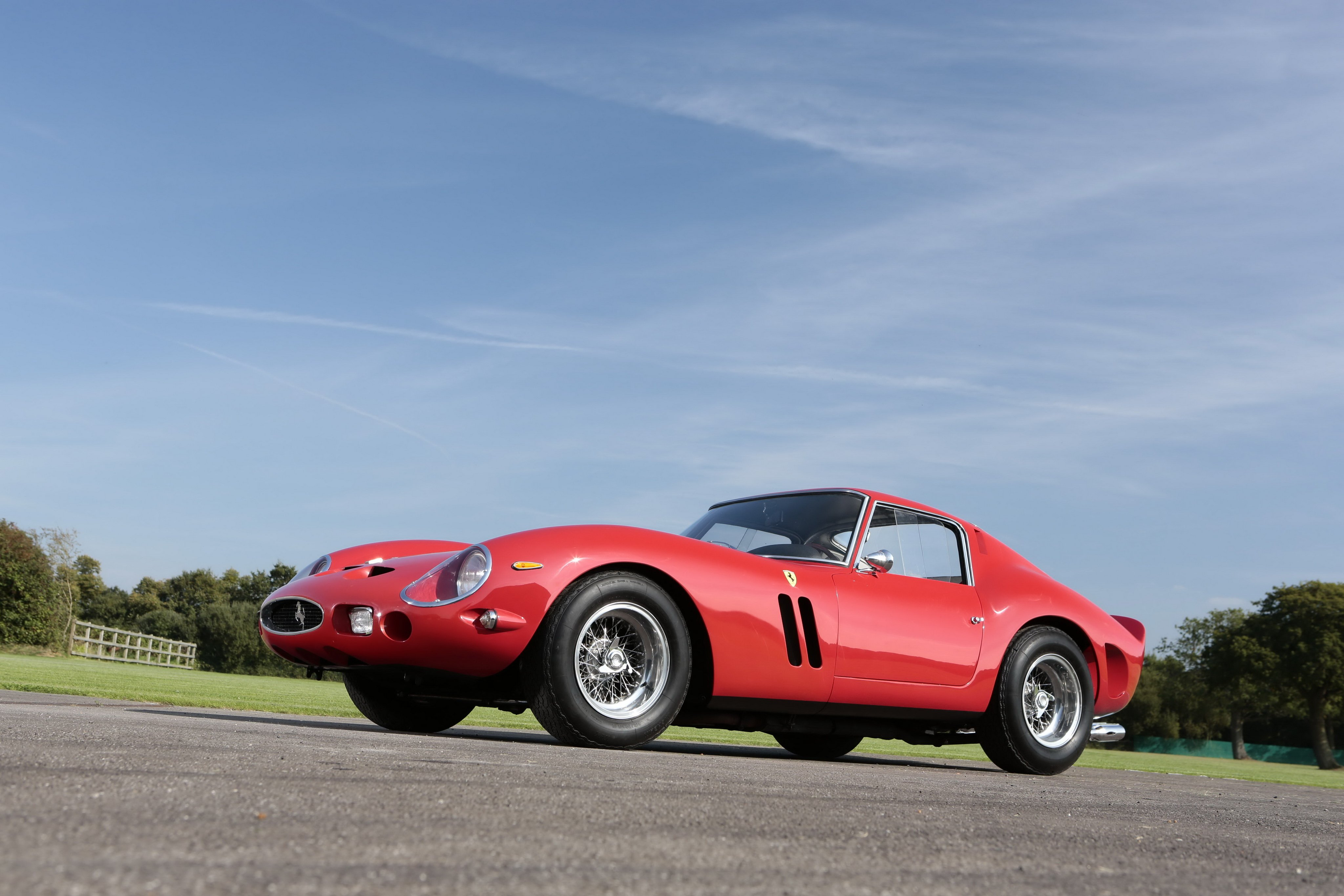 Ferrari 250 Gto Wallpapers: 1962 Ferrari 250 Gto Classic Cars Wallpaper
