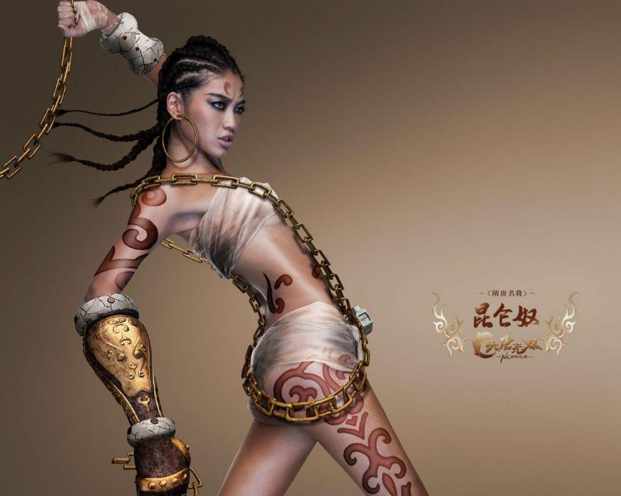 DYNASTY WARRIORS Shin Sangokumuso tactical action fighting fantasy anime 1dwar warrior japanese cosplay wallpaper
