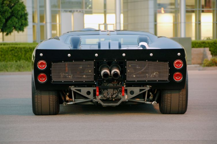 Shelby 85th Commemorative Edition GT40 coupe cars wallpaper