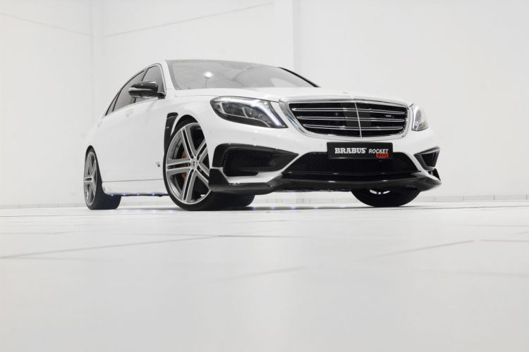 Brabus Mercedes Brabus Rocket 900 2015 cars wallpaper