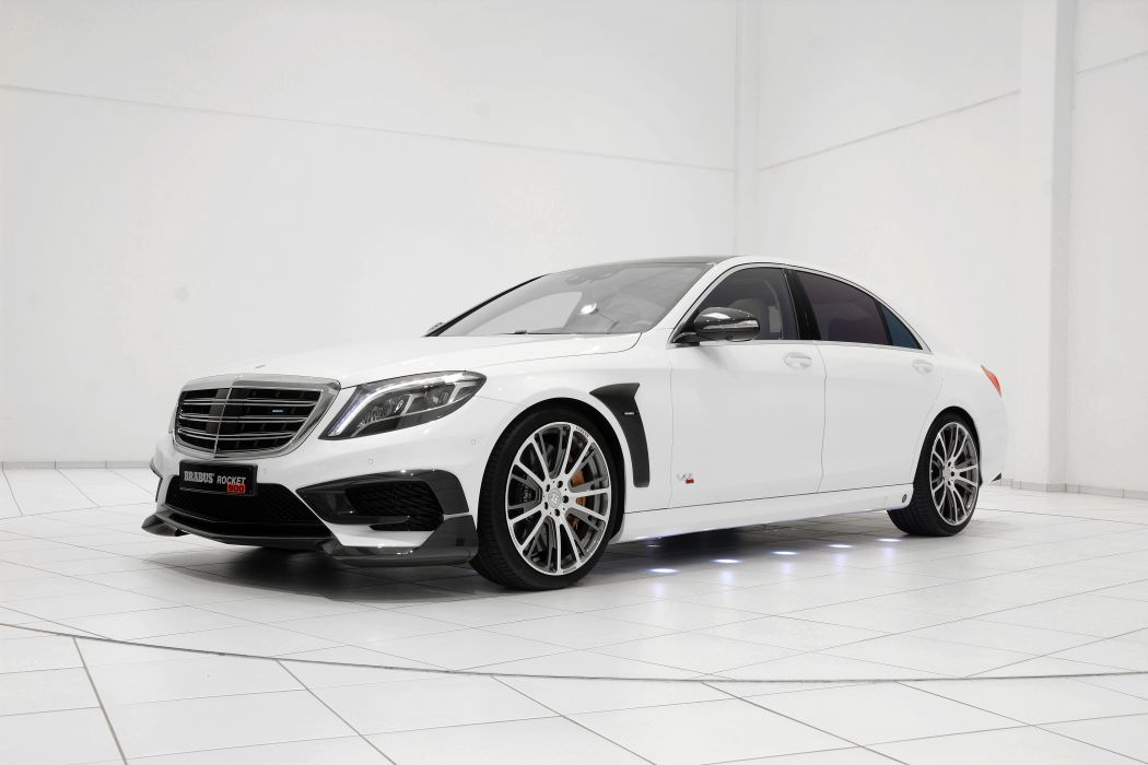 Brabus Mercedes Brabus Rocket 900 2015 cars wallpaper