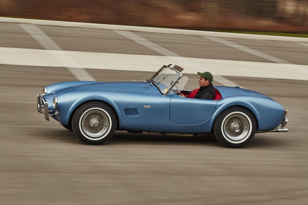 Shelby Cobra 289 MkII classic cars 1964 wallpaper