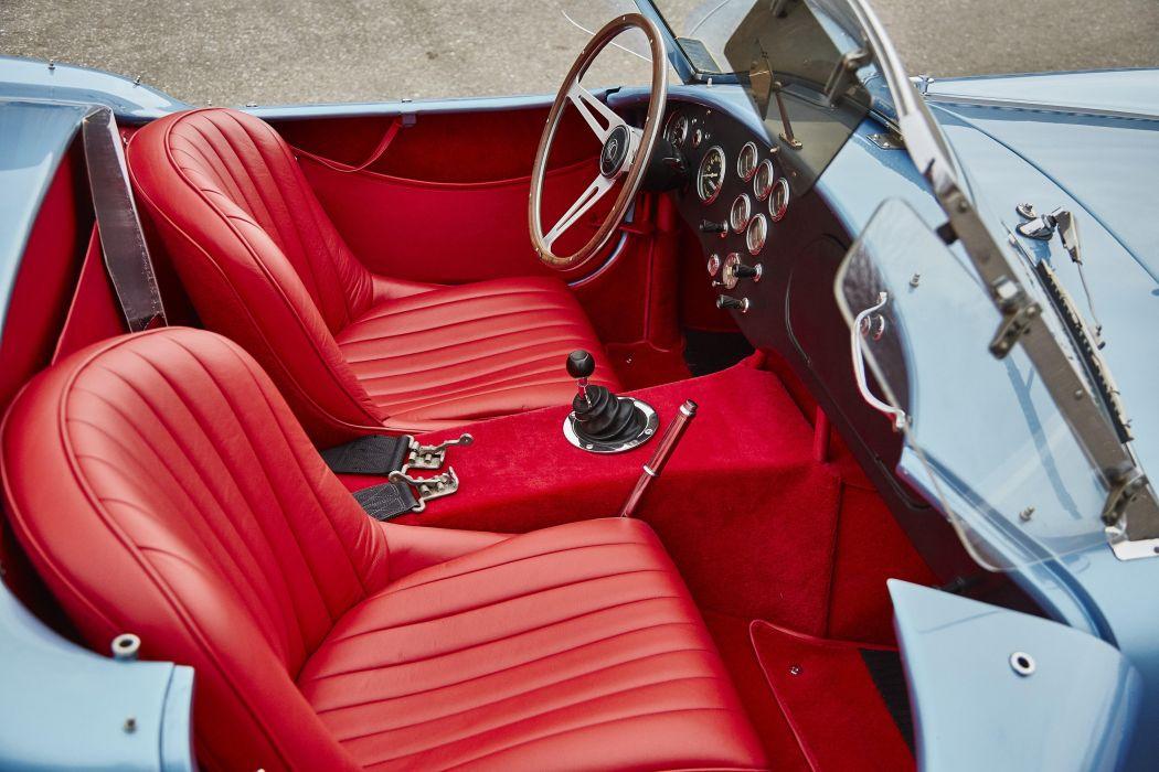 Shelby Cobra 289 MkII classic cars 1964 interior wallpaper