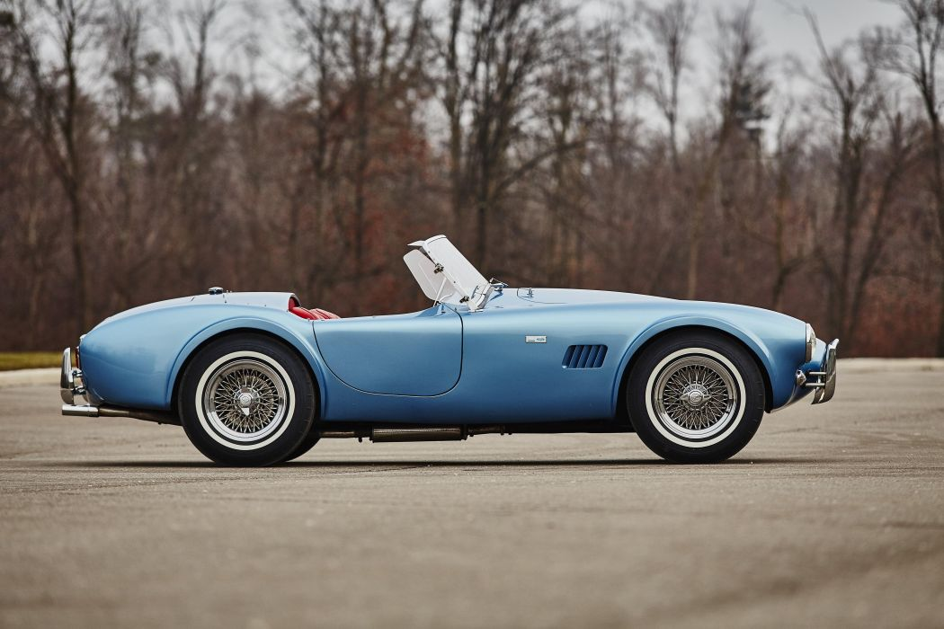 Shelby Cobra 289 MkII classic cars 1964 wallpaper