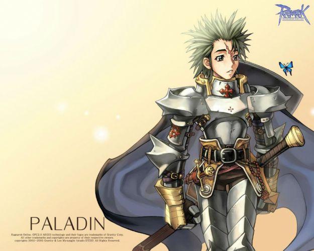 RAGNAROK Online mmo rpg fantasy action adventure 1ragnarok anime fighting game wallpaper