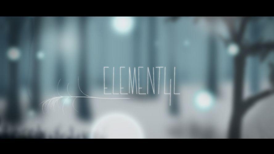 ELEMENT4L experimental indie platform fantasy elements family adventure wallpaper