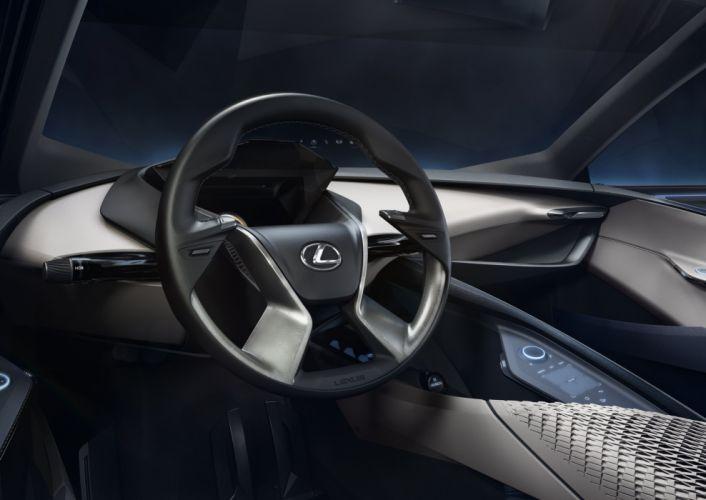 2015 Lexus LF-SA Concept wallpaper