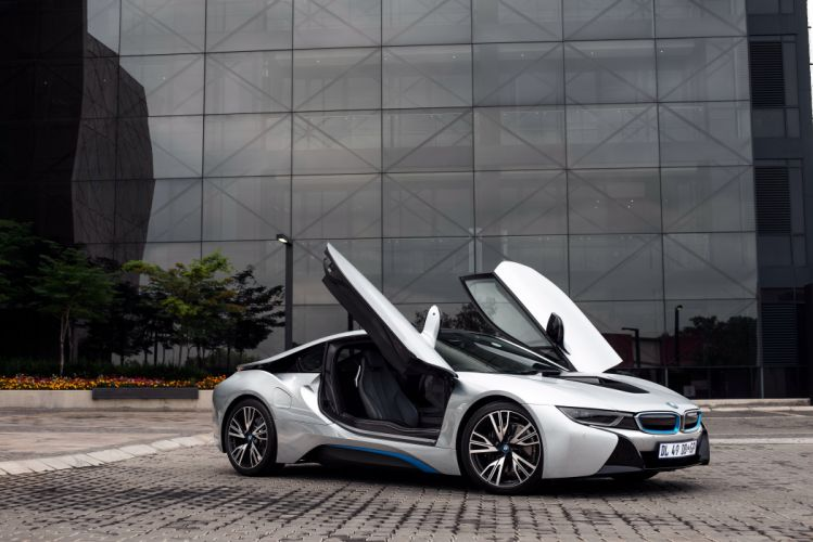 2015 BMW i-8 ZA-spec supercar wallpaper