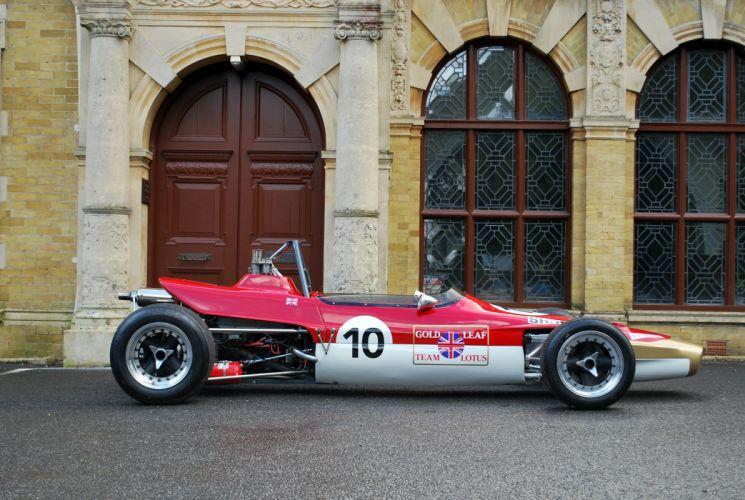 1969 Lotus 5-9 f-1 race racing formula classic f-3 wallpaper