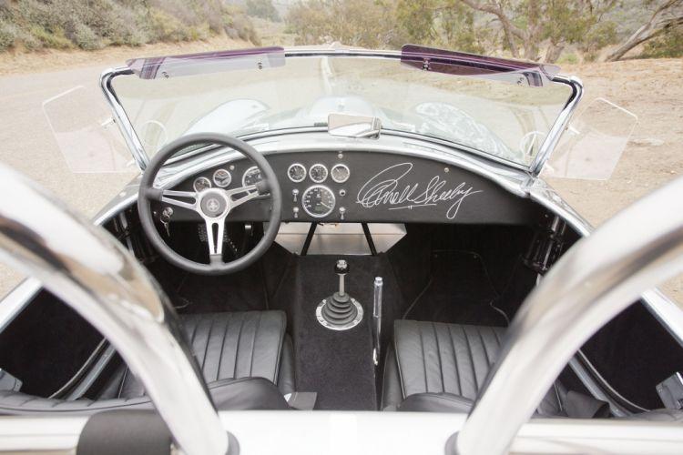 2005 Kirkham Shelby Cobra 427 KMS-SC muscle supercar hot rod rods wallpaper